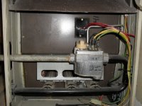 Carrier Gas Burner Fan Turn Off And On Few Times Before ...