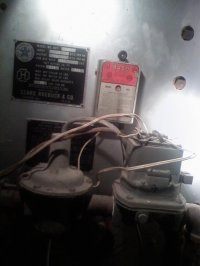 Homart 867 Gas Furnace won't work after power outage