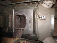 Gravity Furnace pilot: What are the extra tubes (aluminum ...