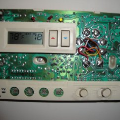 White Rodgers Wiring Diagram Thermostat 1997 Volkswagen Jetta Radio Changing From White-rodgers To Hunter, Need Assistance. Please Help