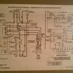Fan Center Relay Wiring Diagram Daikin Air Conditioner Magic Chef Furnace