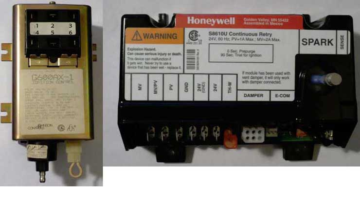 4 post ignition switch wiring diagram 2003 saturn vue fuel pump changes: johnson controls g600ax-1 with honeywell s8610u gas control