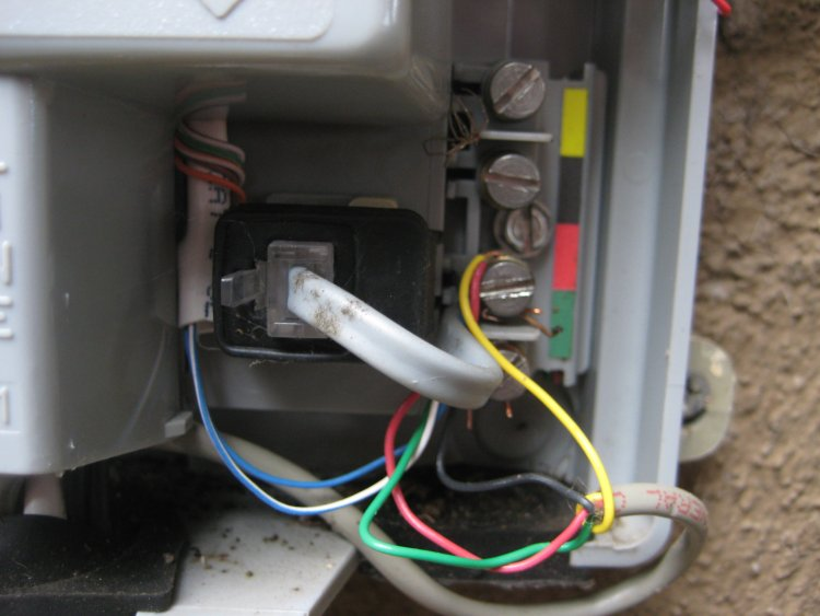 Wiring Diagram For Phone Phone Nid Box Wiring Diagram Phone Wiring