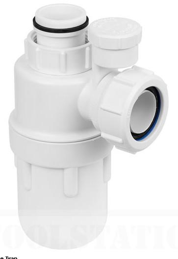 Air Admittance valve under kitchen sink leaks