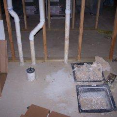 Bathroom Plumbing Diagram Concrete Slab 2011 Honda Pilot Fuse Basement Rough-in