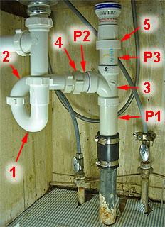 shower drain vent diagram cat skeletal tarsal automatic plumbing