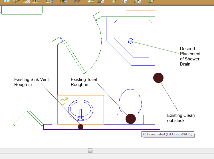 Image Result For How To Install Bathroom In Ba T With Rough In