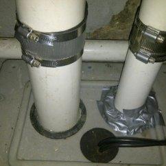 Sewer Diagram For House 1992 Dodge Dakota Fuse Box Ejector Pump Venting In Basement Bathroom