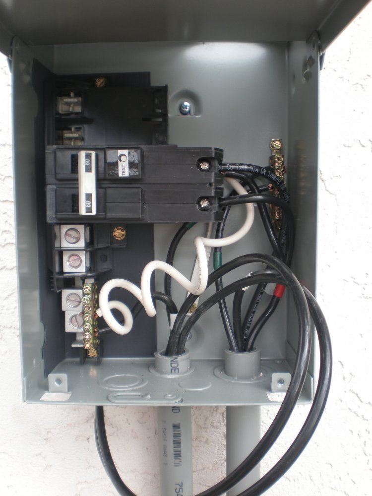 35374d1297790887 connections midwest electric 60a gfci spa disconnect panel gfci shutoff box?resize\=665%2C887 square d spa disconnect wiring diagram square wiring diagrams Square D Pumptrol Wiring at panicattacktreatment.co