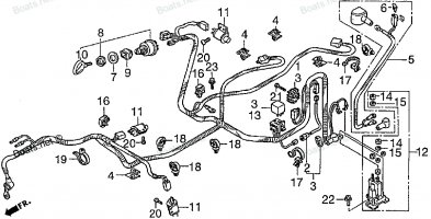 Lawn Mower Wire Harness, Lawn, Free Engine Image For User