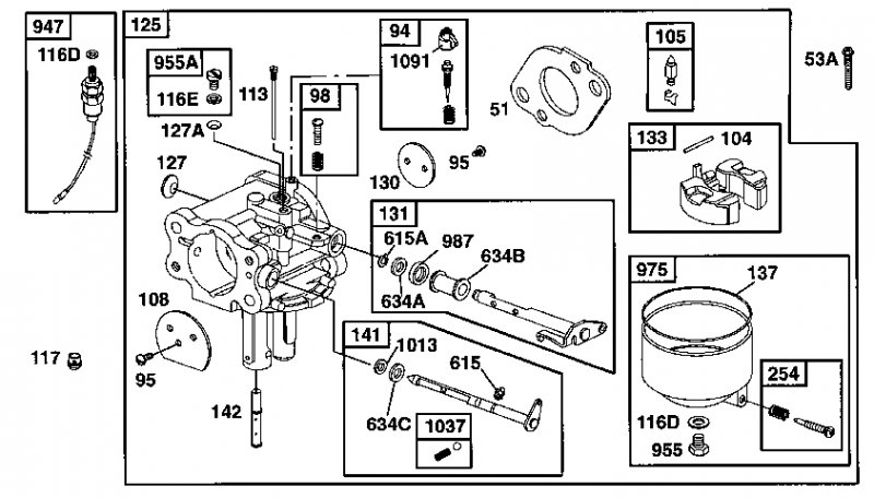 Trying to find a parts diagram for briggs and stratton 808728
