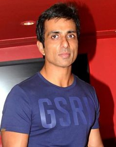 Actor Sonu Sood Contact Details