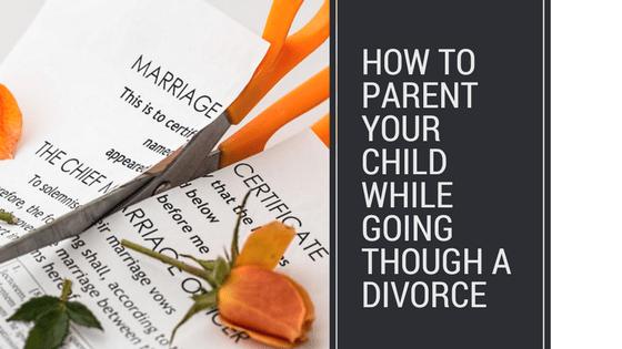 Children of divorced parents