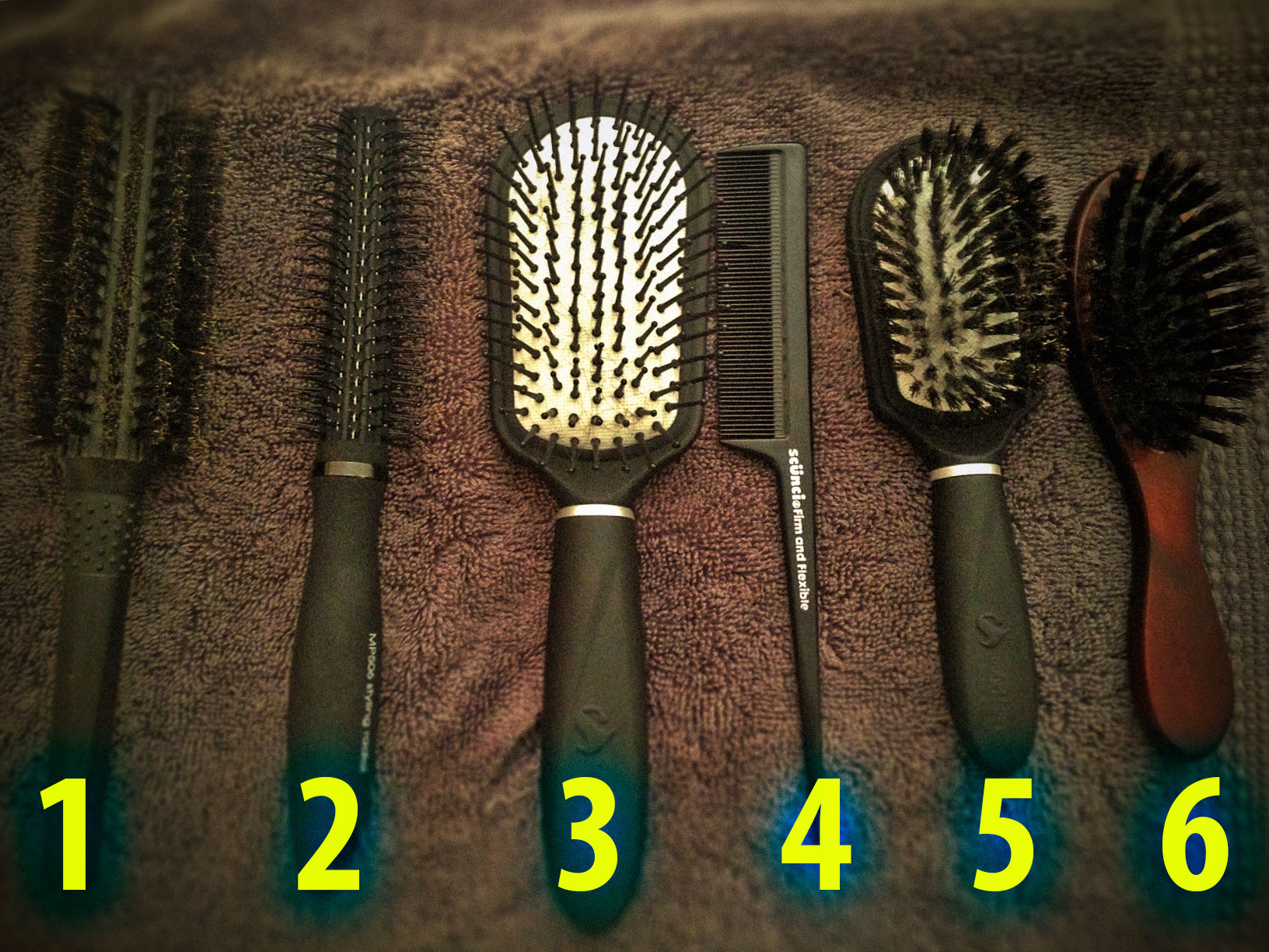 Tip: How to Clean Your Hairbrushes