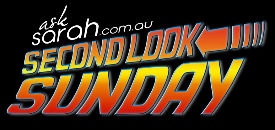 Second Look Sunday 23 August 2015
