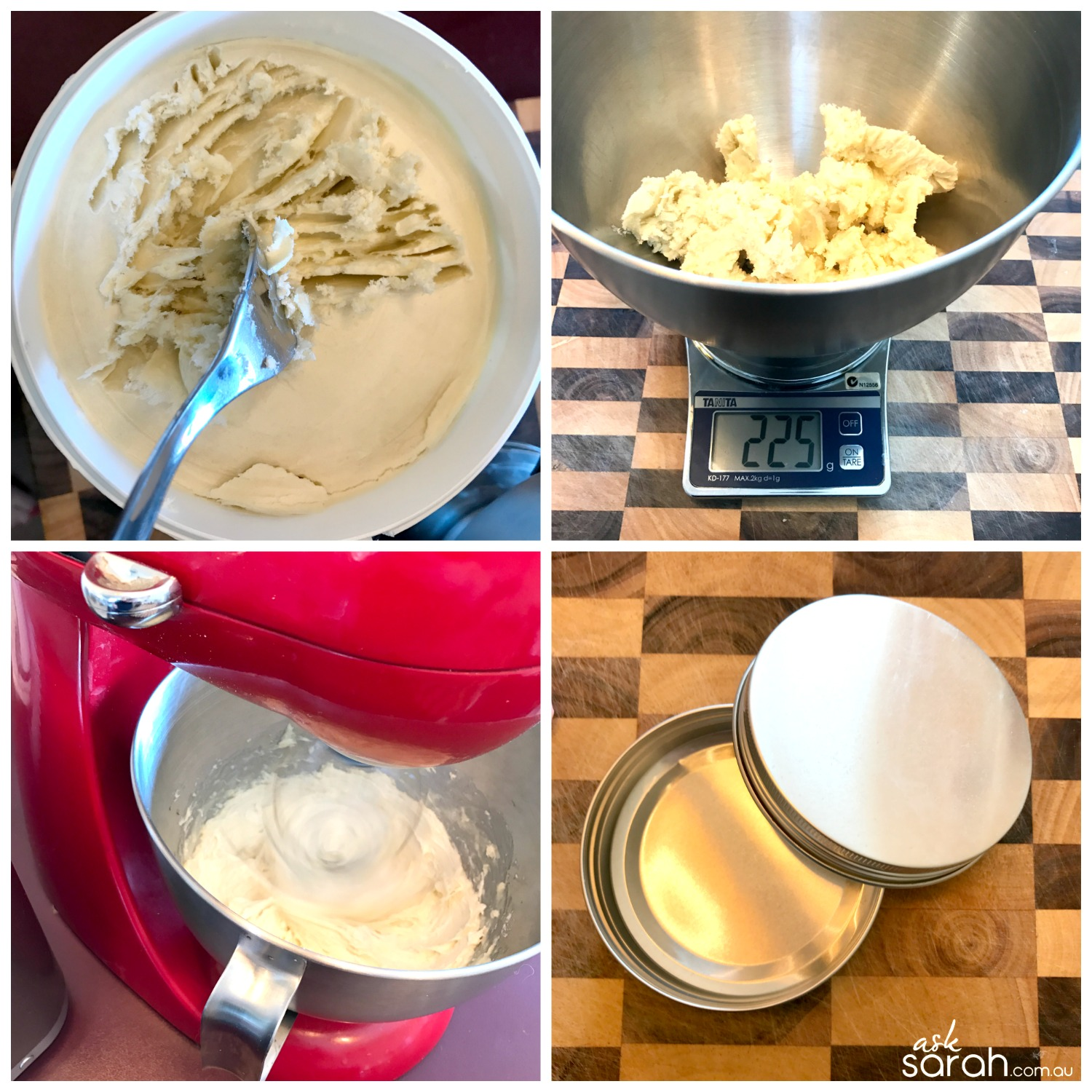 Make: DIY Whipped Shea & Olive Body Butter {Easy, No Heat & Makes A Great Gift!}