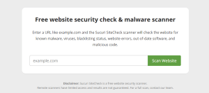 Check Website Security Level