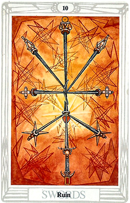 Ten of Swords -- thoth