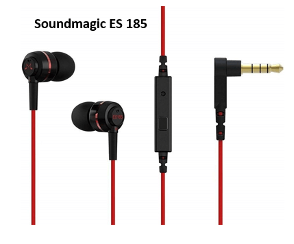 Sound magic earphones