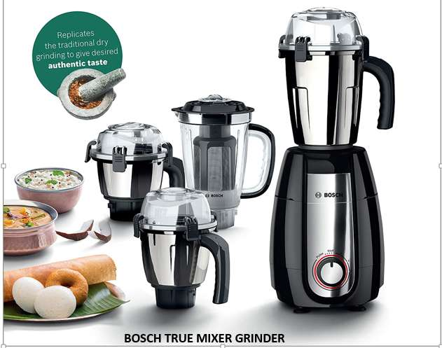 Bosch True Mixer Grinder
