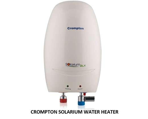 Crompton Solarium Water Heater