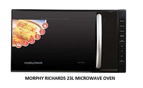MORPHY RICHARDS 23L MICROWAVE OVEN