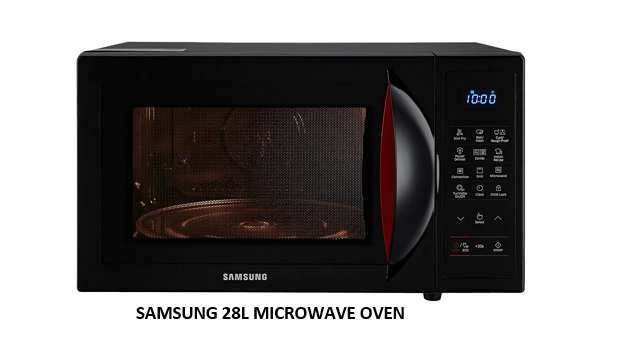 SAMSUNG 28L MICROWAVE OVEN