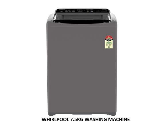 WHIRLPOOL 7.5KG WASHING MACHINE