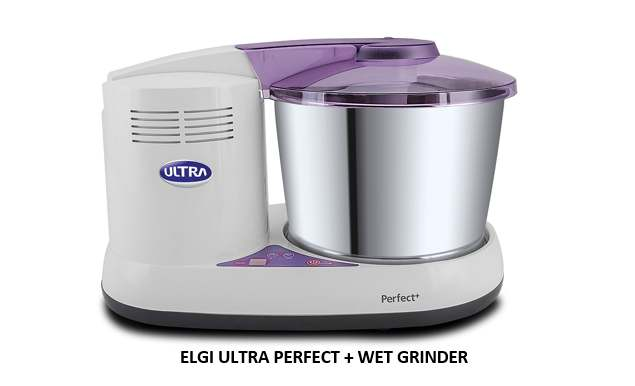 ELGI ULTRA PERFECT + WET GRINDER-