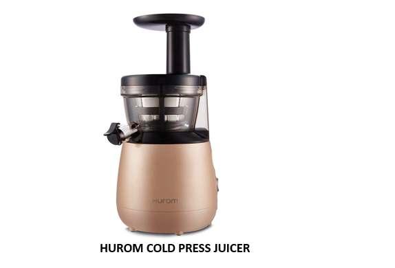 HUROM COLD PRESS JUICER