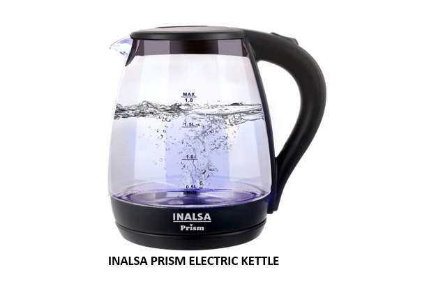 INALSA ELCTRIC PLUS ELECTRIC KETTLE