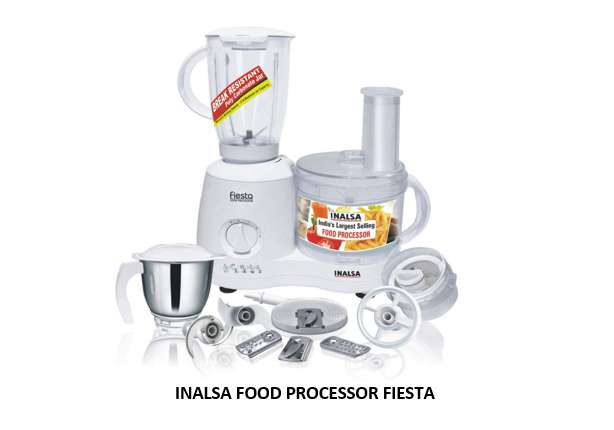INALSA FOOD PROCESSOR FIESTA