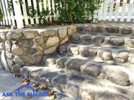 Stone Step Treads | Stone Treads For Outdoor Steps | Marble | Granite | Non Slip | Flagstone | Bluestone Treads