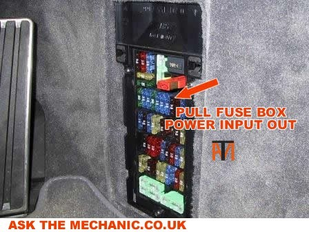 2006 Charger Fuse Box Location Ask The Mechanic Porsche