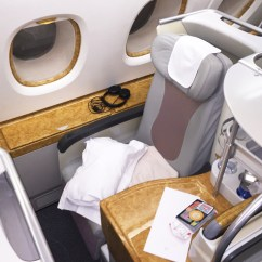 Your Zone Flip Chair Green Glaze Sesame Street Table And Chairs Canada Should Kids Be Banned From First Business Class Digs On The A380 What Could Possibly Ruin This Photo By