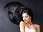 black hair dye removal & dawn