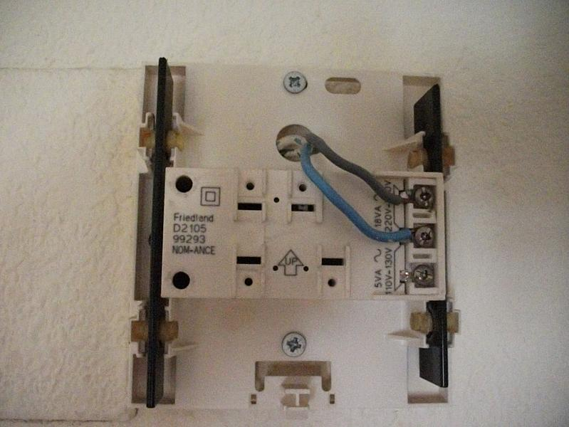 Wiring Diagram For Byron Doorbell