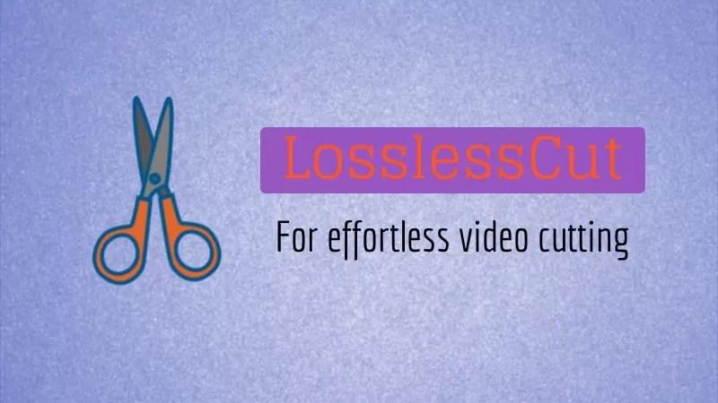 LosslessCut free download full version