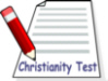 Test yourself with our 60-item Christianity Test