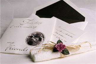 Make Your Own Wedding Invitations For A