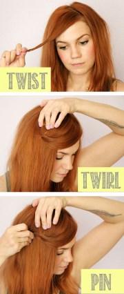 grow bangs hairstyles