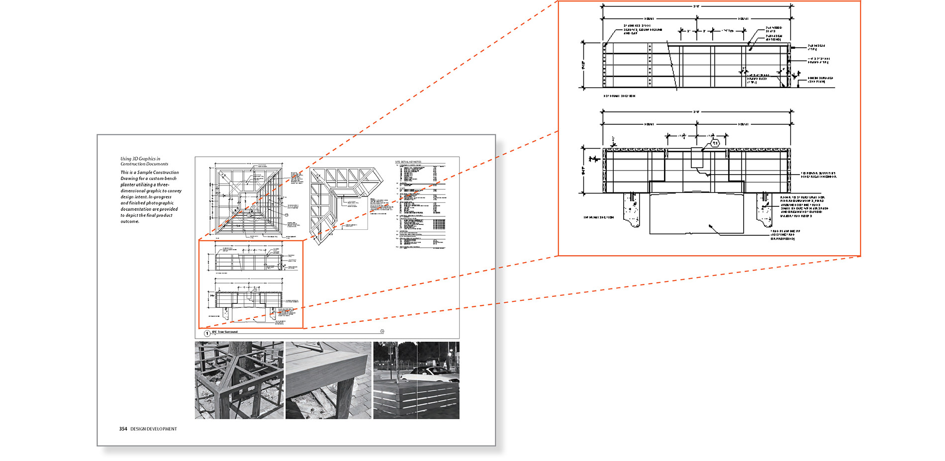 hight resolution of three dimensional documentation example