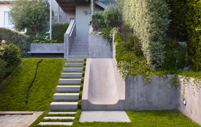 Design For A Steep Garden Garden Pinterest Gardens Design