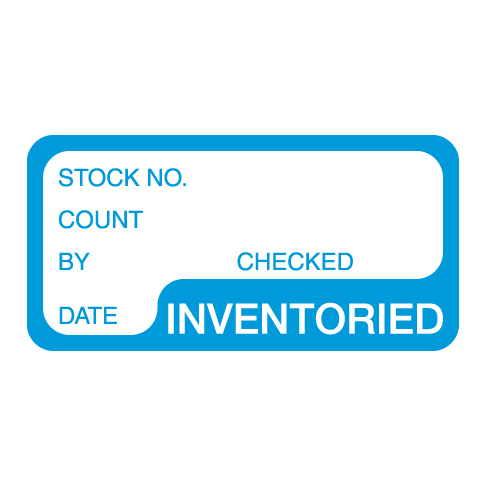 Inventory Label
