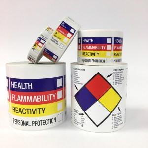HMIS Labels