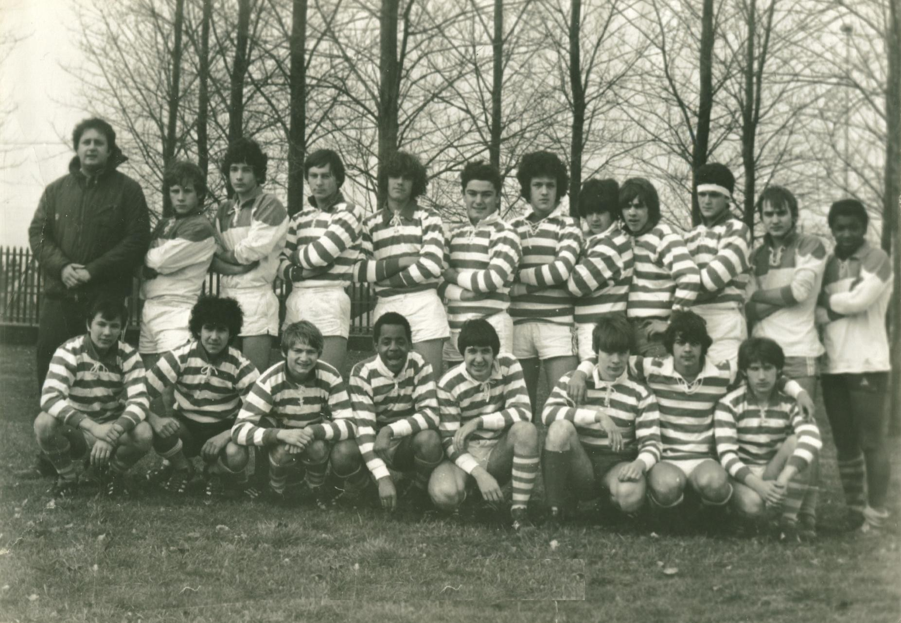 Saison 19811982  AS Lagny Rugby