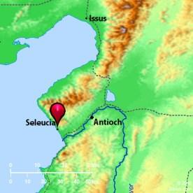 Seleucia & Antioch