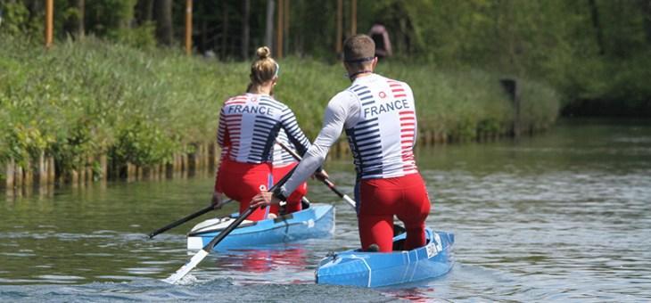 Pas de Jeux olympiques pour Anaïs Cattelet, Loïc Léonard et Frantz Vasseur qui ont tout donné