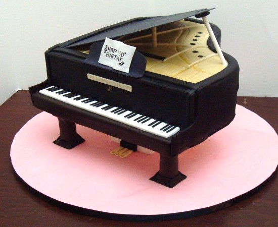 Make Sure It Fits Baby Grand Piano Cut Out Sizing Template