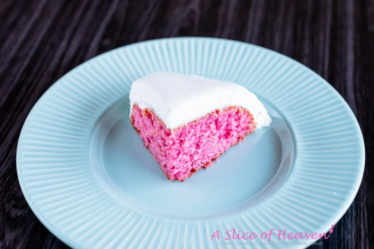 A Slice of Heaven. aka Easy Homemade Hello Kitty Cake | A Slice Of Heaven